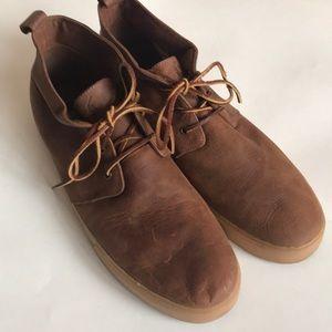 Polo Ralph Lauren Calder men's mid Top sneakers